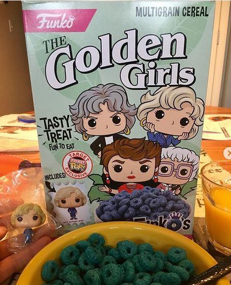 Golden Girls Cereal