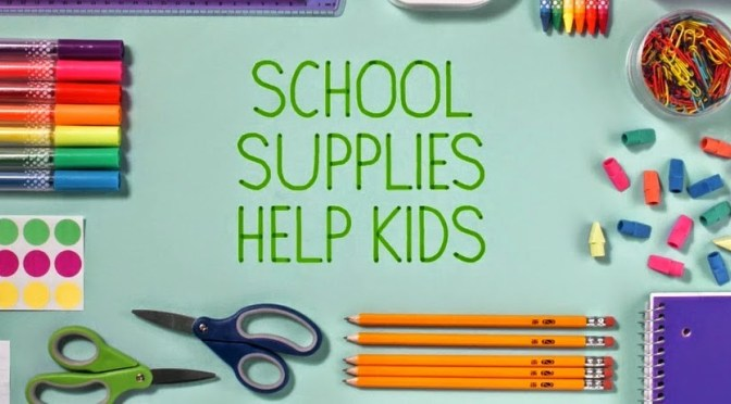 Help NH Children By Donating School Supplies