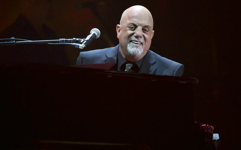 "Billy Joel's ""Scenes From An Italian Restaurant"" New TV Show"