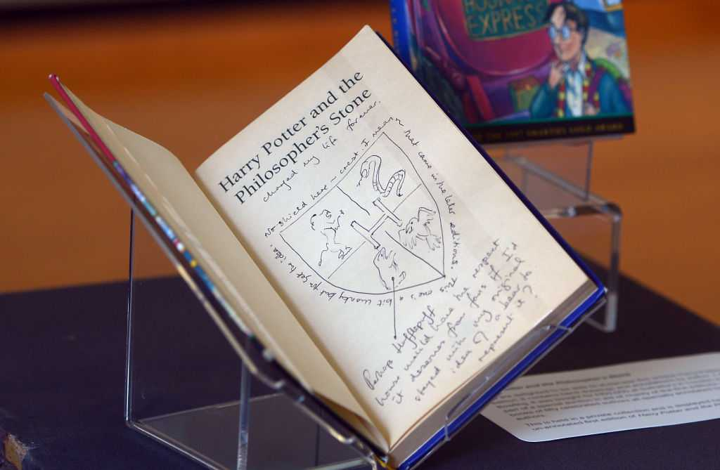 Photo of First-edition Harry Potter books could be worth thousands