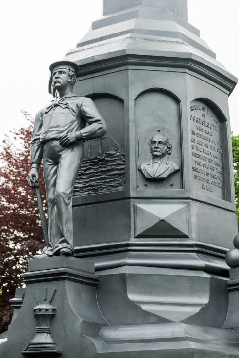 Portsmouth Honors Veterans with Bridge Re-Dedication