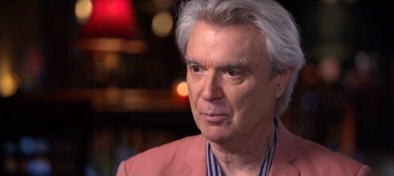 David Byrne shares his early musical inspirations on new episode of AXS TV's 'The Big Interview'
