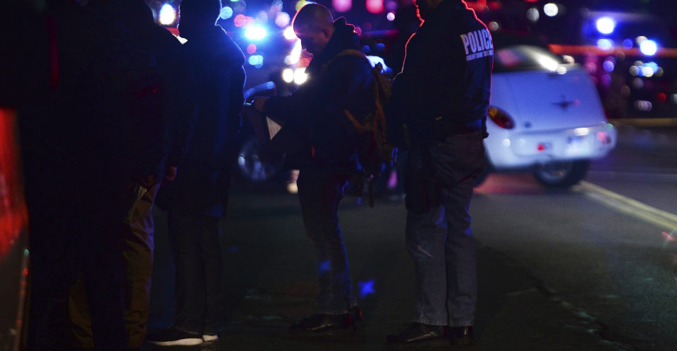 One officer killed, another wounded while responding to home invasion