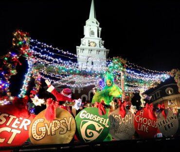 Seacoast Holiday Parade Dates