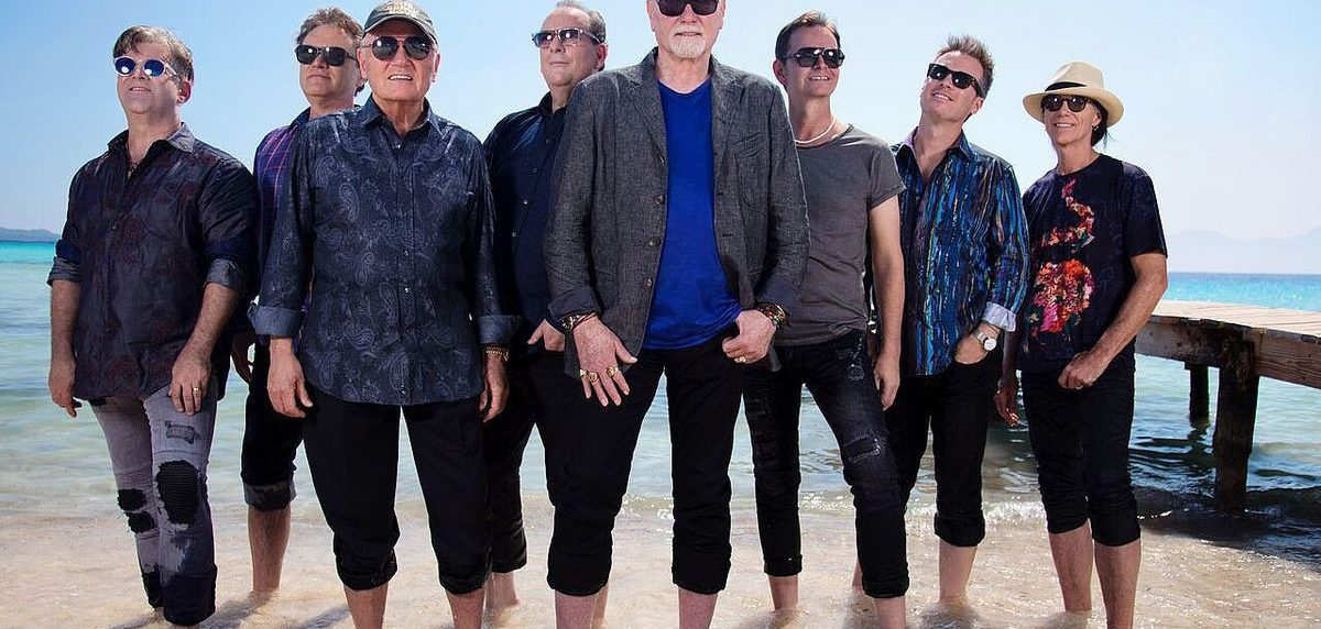 The Beach Boys getting around the US on 2020 tour