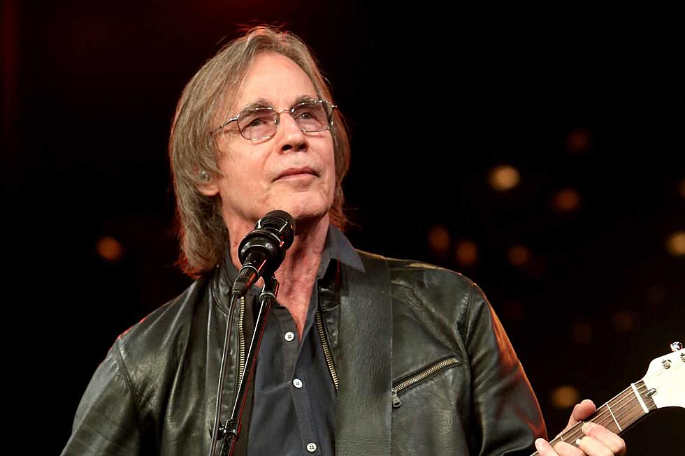 Jackson Browne Confirms He Has Tested Positive For Coronavirus