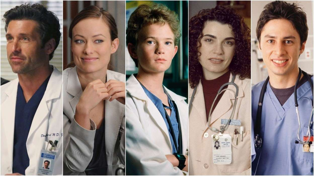 Photo of The Fake Doctors We Grew Up With On TV Have A Message For The Real Ones Fighting On The Front Lines