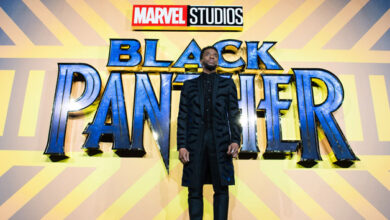 Photo of 'Black Panther' comic signed by late Chadwick Boseman up for auction