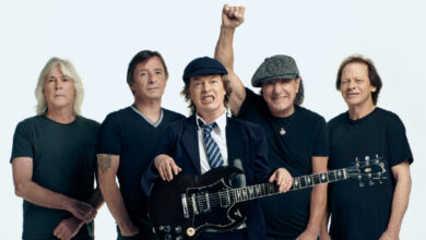 "Photo of AC/DC teases second 'Power Up' song, ""Demon Fire"""