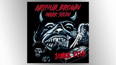 "Photo of Arthur Brown and Vanilla Fudge's Mark Stein team up for spooky new single, ""Zombie Yelp"""