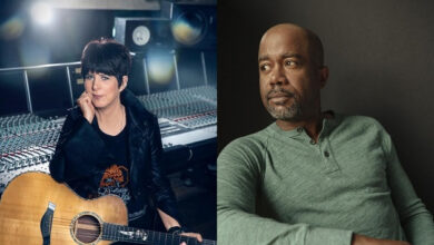 Photo of Chart-topping songwriter Diane Warren releasing debut album, featuring Darius Rucker, Celine Dion & more