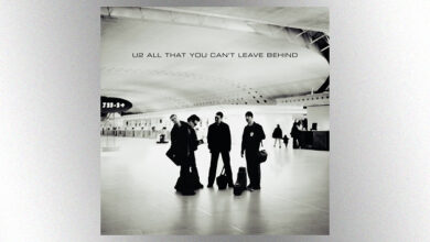 Photo of U2 hosting online concert film watch party today celebrating 'All That You Can't Leave Behind' reissue's release